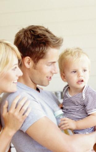Родители реже болеют простудой, чем бездетные люди