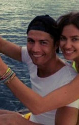 Криштиано Роналдо променял свадьбу на рыбалку
