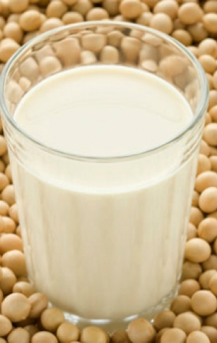 Соевое молоко вредит здоровью зубов
