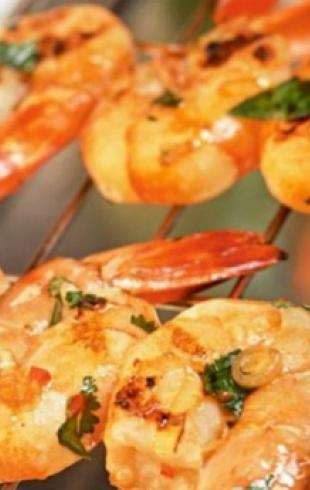 Блюда, приготовленные на гриле, вредят здоровью кожи