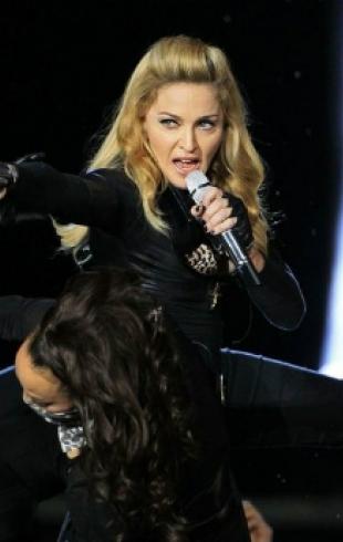 Поляки бастуют против Мадонны