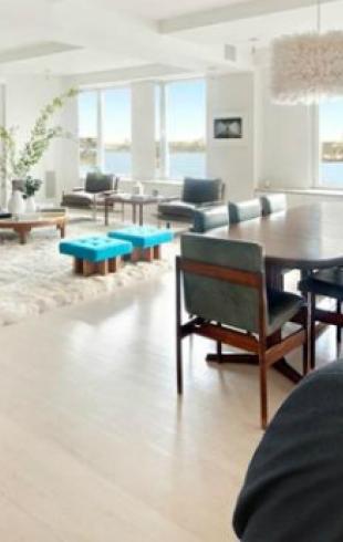Бен Стиллер продает свою квартиру на Манхэттене. Фото