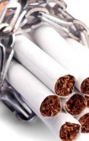 Фитнес помогает бросить курить