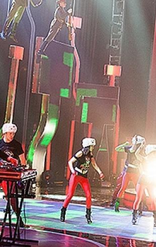 Репортаж со второй ежегодной премии RU.TV