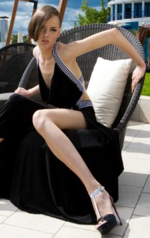 UFW: показ Julia AYSINA весна-лето 2013