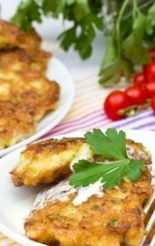 Зимний рецепт: оладьи из капусты