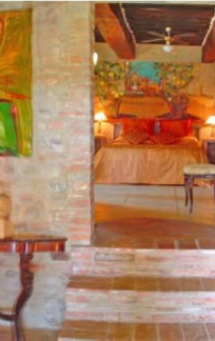 Самые романтические отели мира. Фото