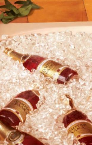 Что пить на День святого Валентина?