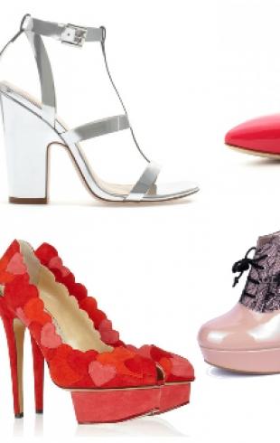 Лучшая обувь ко Дню святого Валентина