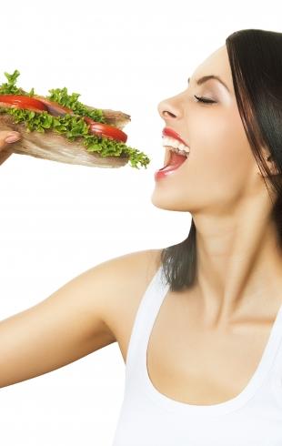 Бутербродная диета: минус три кило за четыре дня