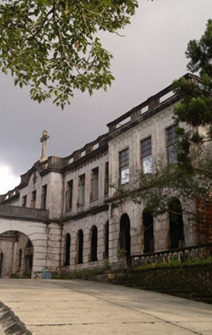 Топ 5 самых известных зданий с привидениями. Фото