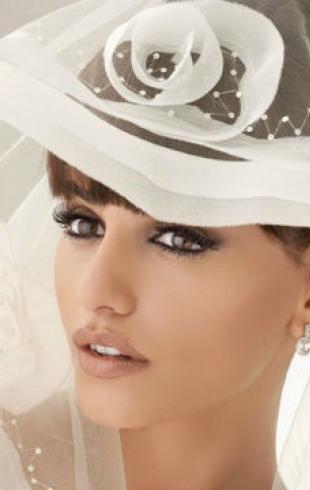 Свадебный макияж 2013: основные тенденции
