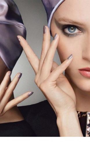 Dior представил коллекцию макияжа Mystic Metallics осень 2013