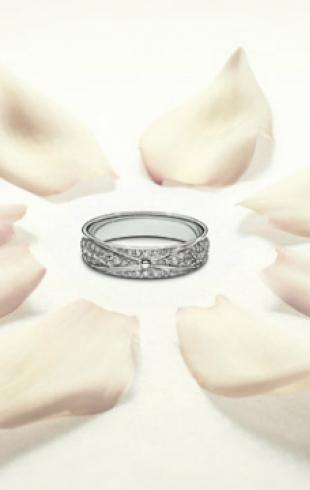 Бренд Louis Vuitton выпустил обручальные кольца