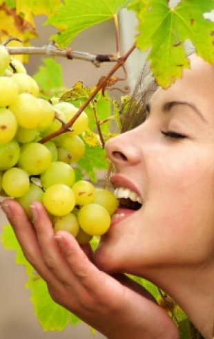 Блюда с виноградом: топ 5 рецептов приготовления