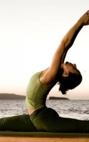 Как сесть на шпагат: лучшие упражнения