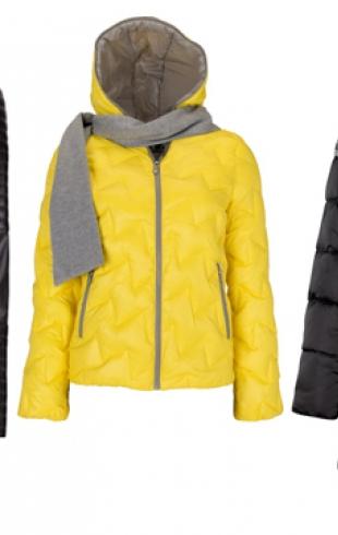 Модные куртки сезона осень-зима 2013-2014: что, где, почем