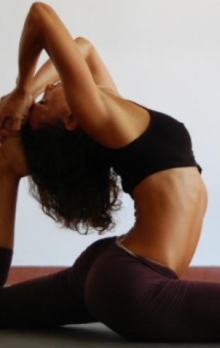 Йога для начинающих: мастер-класс