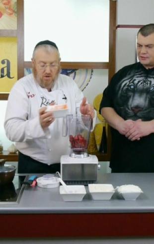 Золотые рецепты звезд: фирменные сырники от Юзика