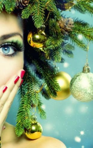 В чем встречать Новый год 2014
