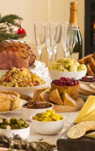 Новогодние рецепты 2014: блюда для диабетиков