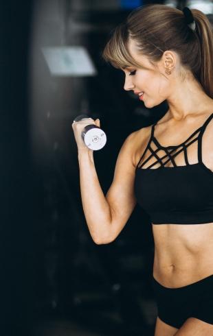 5 простых упражнений для красивого и сексуального тела