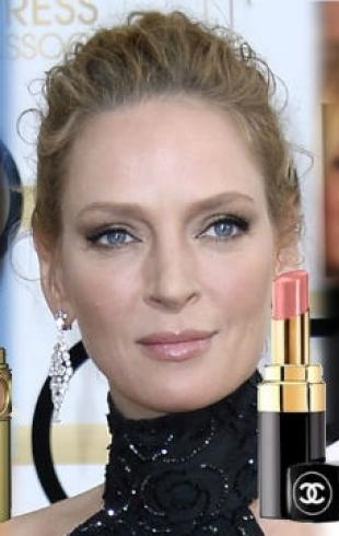 Звездотренд: макияж губ в стиле nude