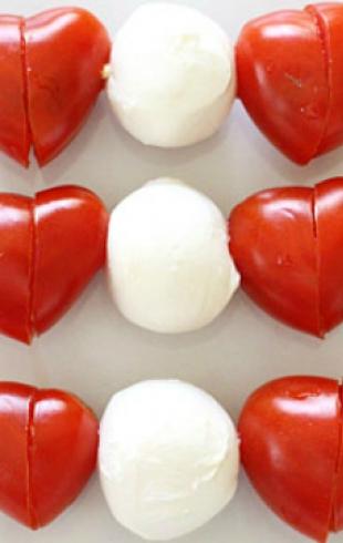 Ужин в День Валентина: топ 3 идеи