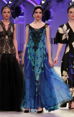 UFW: коллекция Olena Dats' осень-зима 2014-2015