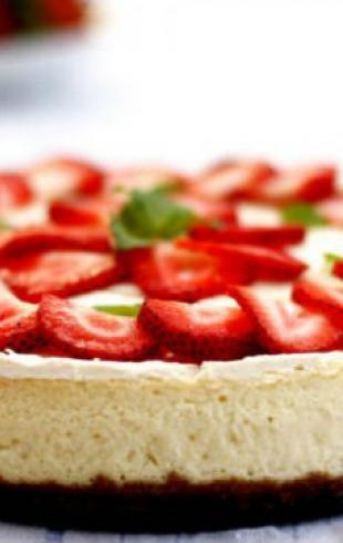 Великий пост для сладкоежек: постные десерты