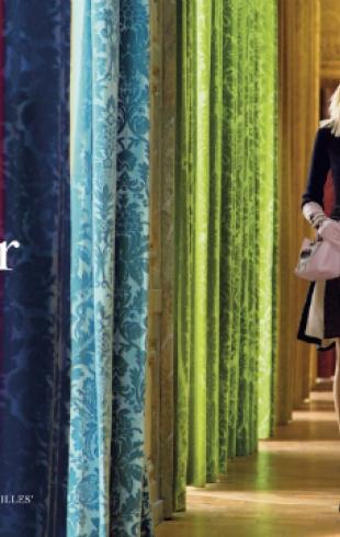 Dior представил третий мини-фильм из серии Секретный сад