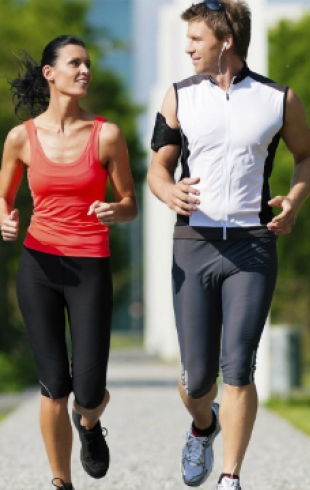 5 минут бега в день продлевают жизнь