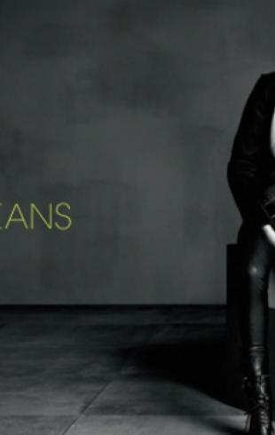 Саша Лусс снялась в осенней кампании Versace Jeans