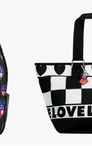 Джереми Скотт создал коллекцию аксессуаров для Love Moschino