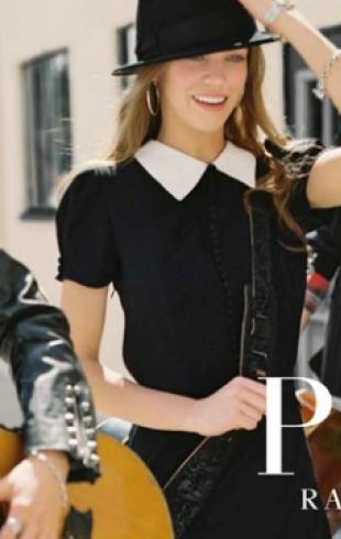 Ralph Lauren представил женскую коллекцию Polo