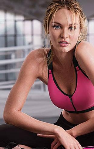 Бренд Victoria's Secret выпустил первый каталог спортивной одежды
