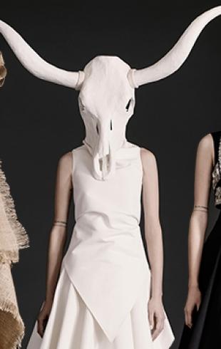 Неделя моды в Париже: Gareth Pugh, весна-лето 2015