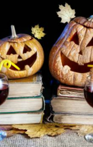 Что пить на Хэллоуин: 5 жутко красивых коктейлей
