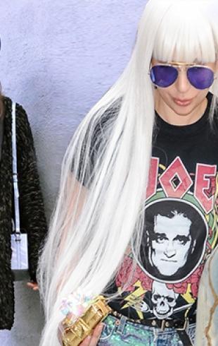 Кто круче носит рваные джинсы: Леди Гага vs Жизель Оливейра