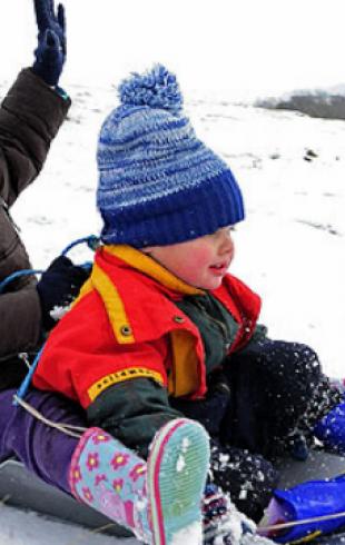 Где провести новогодние каникулы с детьми в Украине