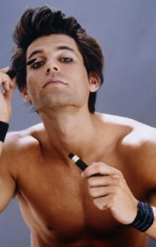 Зачем мужчины красятся: разбираем тренд на мужской макияж
