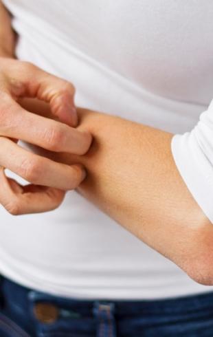 Какие ткани вредны для кожи