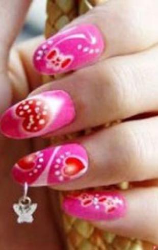 Хочу пирсинг для ногтей