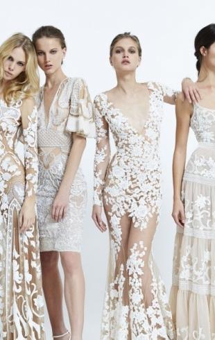Свадебные тренды 2015: как выбрать свадебное платье и все остальное