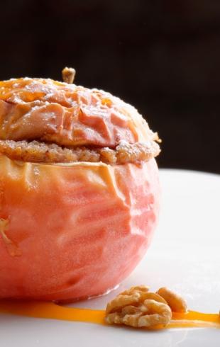 Все буде смачно 13.08.2015: фаршированные яблоки с черносливом к Спасу