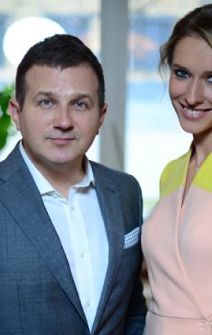 Счастливы вместе: Катя Осадчая и Юрий Горбунов встречаются