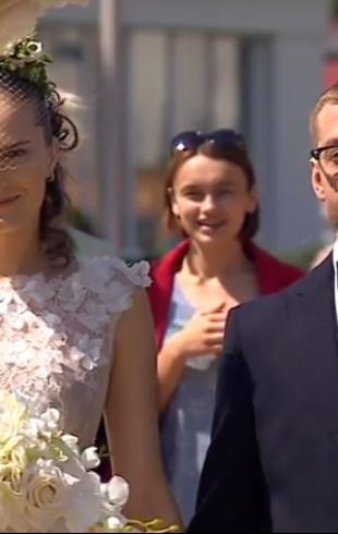Супермодель по-украински 2: свадьба Аллы Костромичевой и Сергея Никитюка