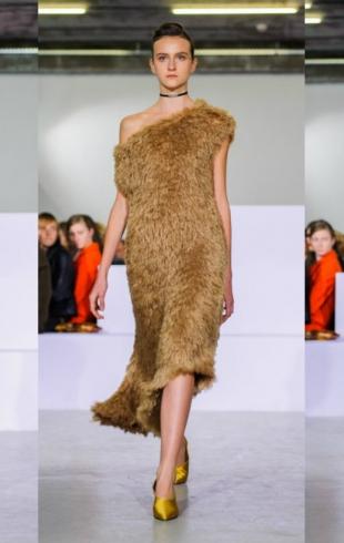 Ukrainian Fashion Week: коллекция BEVZA SS`16