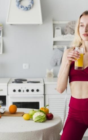 Диета Неделька: как сбросить 7 килограмм за неделю