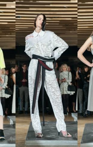 Ukrainian Fashion Week: коллекция LITKOVSKAYA SS`16